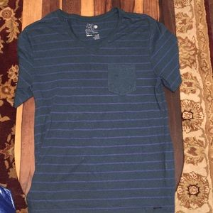 V neck t shirt from pacsun